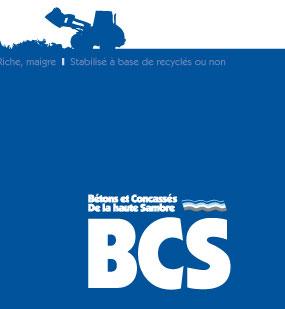 BCS : Bétons et concassés de la Haute Sambre